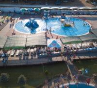 akva park podina sokobanja iz vazduha