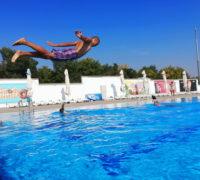 akva park podina sokobanja skok u vodu